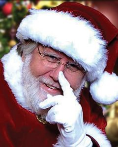 rent DFW Real Beard Santa for your party