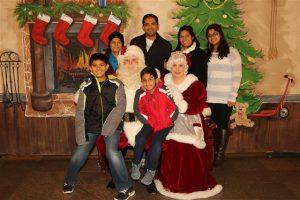Fort Worth Santa for Rent