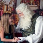 Authentic Bearded Santa Claus Entertainer