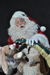 Book Santa Claus Allen