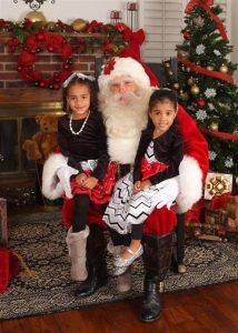 DFW Real Bearded Santa - Best