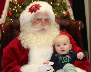 Real Bearded Fort Worth Santa Claus for Hire - Best Santa in DFW
