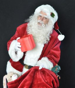 Professional Real Santa for hire