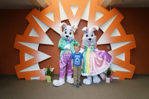 Funny Easter Bunny for Hire