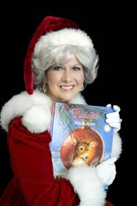 Dallas Mrs. Claus for Hire