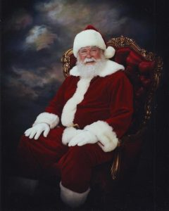 Rent Dallas Real Beard Santa Claus for Your Party or Event