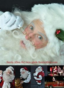 Dallas Santa - Dallas Santa for hire