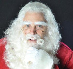 True Santa for hire