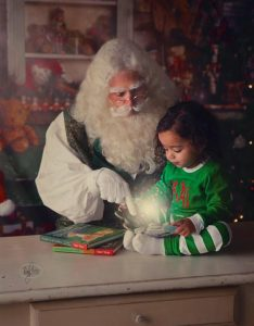 Fort Worth Real Bearded Santa - Best