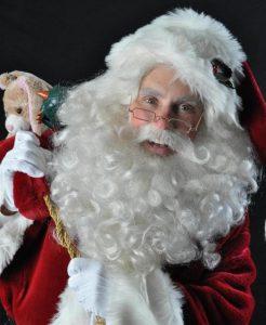 Fort Worth Santa Claus Allen