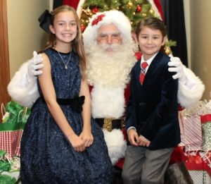 Fort Worth and DFW amazing Santa Claus entertainer