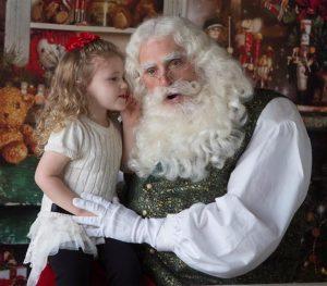 Spectacular Santa Claus