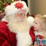 Frisco Texas Real Bearded Santa Claus
