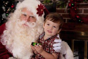 Most Authentic Santa Claus Visit