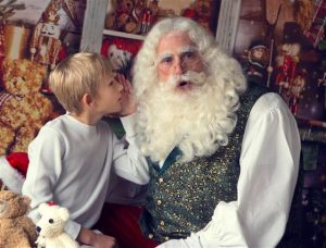 Hollywood Santa Claus Actor
