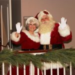 amazing Santa and Mrs. Claus for hire
