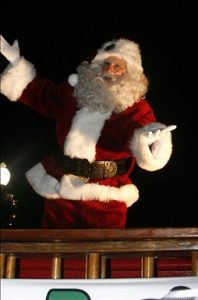 Parade Santa