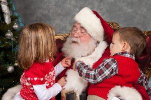 University Park DFW Real Beard Santas for Hire