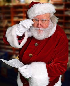 Genuine Bearded Santa for hire in Dallas