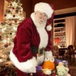 Santa Claus in Dallas for Hire - Real Beard Natural Belly