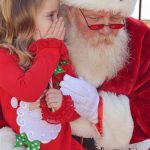 Hire Santa for photos with Santa event