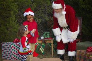 DFW Real Beard Santa Entertainer