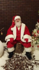 Santa Emmett for Hire in Dallas