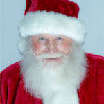 Authentic Santa Claus Impersonator