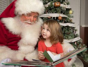 Visit with Santa Service