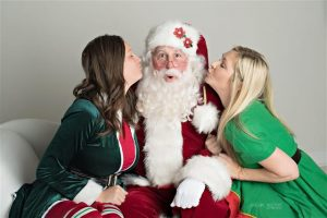 Rent Authentic Beard Santa for Your Party or Event