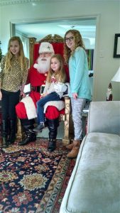 North DFW Real Beard Santa Claus actor