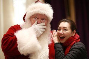Dallas Real Beard Santa Claus for Hire
