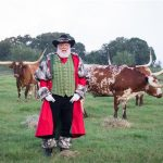 Western Santa for hire in Dallas Fort Worth