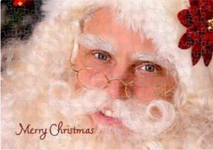 Real Santa Claus Puzzle