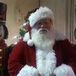 DFW Real Beard Santa Visit for Your Party or Event