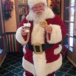 Real Beard Santa Visit in Dallas Fort Worth
