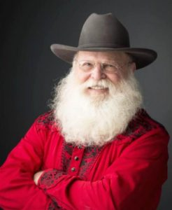 Dallas Real Beard Santa for hire
