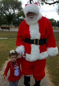 Real Beard Santa for hire in Frisco