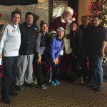 Santa Claus Country Club Visit