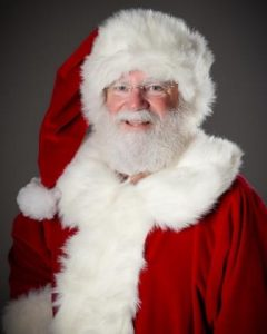 Real Beard Santa for your party