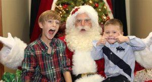 Funny Santa Claus Entertainer in Dallas
