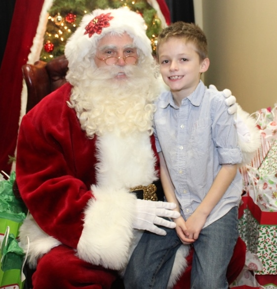 Where to Find the Best Santa Claus in Dallas