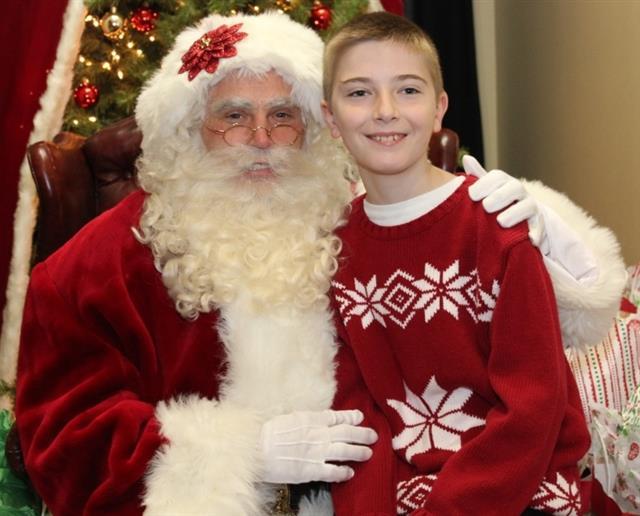 Best Santa Claus in DFW