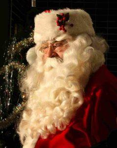 Alberta Canada Santa Claus