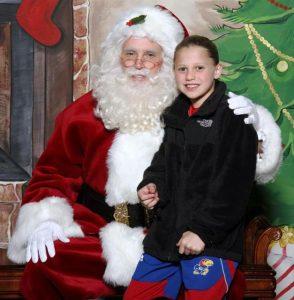 Dallas' Best Santa Claus Actor
