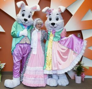 Best Dallas Easter Bunny entertainer for hire