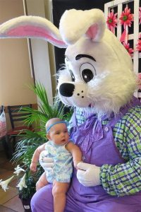 Dallas, Fort Worth Easter Bunny for hire