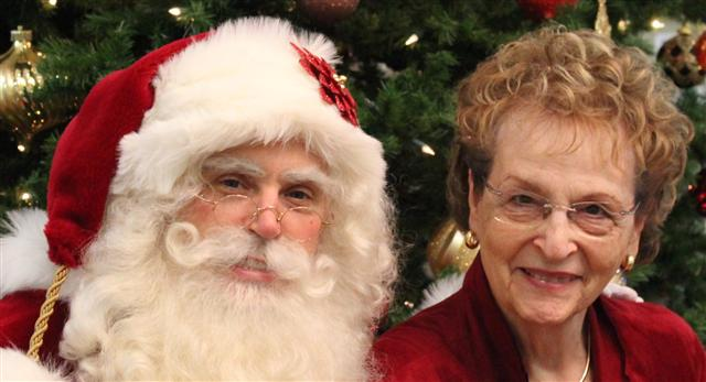 Fort Worth's Best Santa Claus for Hire