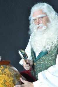 Professional Real Beard Santa for Hire