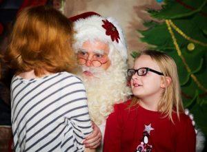 Colleyville Texas Real Bearded Santa Claus